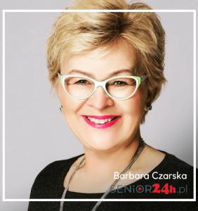 """Barbara Czarska – Trener Wellness i prowadząca klubu ,,Nowy styl Życia"""""""