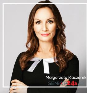 Małgorzata Kaczorek – Współautorka nowatorskich projektów i członek Rady Narodowego Komitetu Seniora