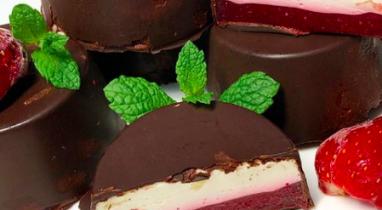 Przepis na pyszny deserek w czekoladzie